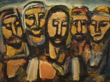 rouault_christhis-disciples